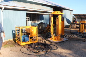 Atlas 4320 Electric Hydraulic Power Pack